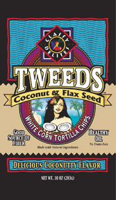 fischercreative-graphic-design-freelance-artist-package-design-label-design-Tweeds Coconut & Flax Seed bag-package-design
